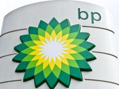 BP has reported its biggest ever annual loss (Ian West/PA)