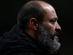Nuno will not focus entirely on Vardy (Nick Potts/PA)