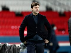 Mauricio Pochettino is aiming to deliver Paris St Germain's first Champions League success (Michel Euler/AP).