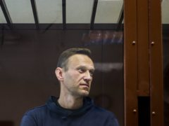 Russian opposition leader Alexei Navalny (Babuskinsky District Court Press Service via AP)