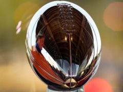 The Vince Lombardi Trophy is up for grabs again (Charlie Riedel/AP)