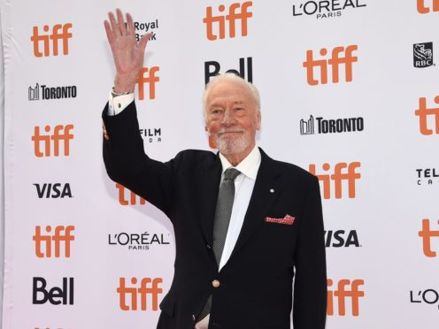 Hollywood has paid tribute to actor Christopher Plummer following his death at 91 (Evan Agostini/Invision/AP)