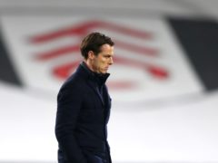 Fulham manager Scott Parker has shunned social media, with other managers recieving abuse (Clive Rose/PA)
