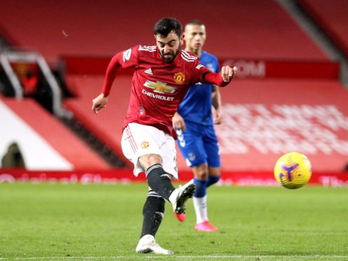 Bruno Fernandes wants Manchester United to learn from their mistakes (Alex Pantling/PA)