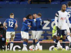 Everton reached the quarter-finals (Martin Rickett/PA)