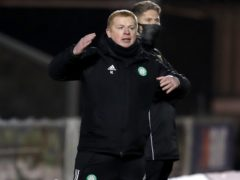 Celtic manager Neil Lennon was pleased with the win over St Mirren (Andrew Milligan/PA)