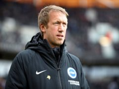 Brighton manager Graham Potter has revealed his respect for Sam Allardyce (Nick Potts/PA)