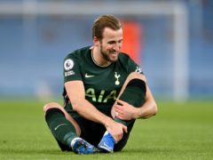 Jose Mourinho revealed Harry Kane did not want to risk playing in the Europa League this week (Shaun Botterhill/AP)