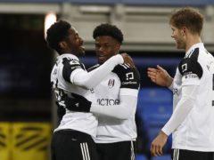 A Josh Maja brace lifted Fulham to victory (Jason Cairnduff/PA)