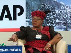 Ngozi Okonjo-Iweala is the new head of the World Trade Organisation (Michel Euler/AP)