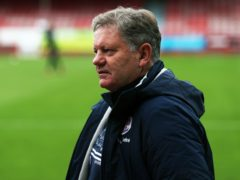 Crawley manager John Yems (Kieran Cleeves/PA)