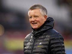 """Sheffield United manager Chris Wilder insists his relationship with Liverpool boss Jurgen Klopp is """"absolutely fine"""". (John Sibley/PA)"""