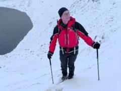 Patterdale Mountain Rescue Team volunteer Chris Lewis (Mike Blakey/PA)