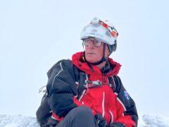 Chris Lewis, 60, who suffered life-changing injuries (Mike Blakey/PA)