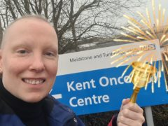 """Tracey Crouch @tracey_crouch, the MP for Chatham and Aylesford in Kent, who has said she intends to """"max out on life"""" (Tracey Crouch/PA)"""