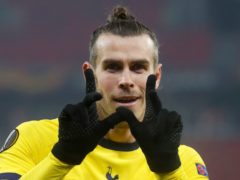 Gareth Bale put in his best performance since returning to Tottenham in a 4-1 win against Wolfsberger (Laszlo Balogh/AP)