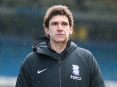 Aitor Karanka's side moved out of the relegation zone (Isaac Parkin/PA)