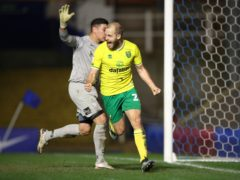 Teemu Pukki scored twice in Norwich's 3-1 win over Birmingham (Nick Potts/PA)