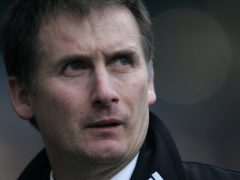 Glenn Roeder had felt managing West Ham was beyond his wildest dreams (David Davies/PA)