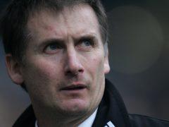 Glenn Roeder had felt managing West Ham was beyond his wildest dreams (David Davies/PA)