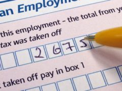 Taxpayers were still obliged to pay their bills by the end of January (PA)