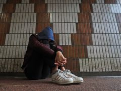 PICTURE POSED BY MODELResearch showed a rise in the number of Scots reporting suicidal thoughts during the Covid-19 pandemic. (Gareth Fuller/PA)
