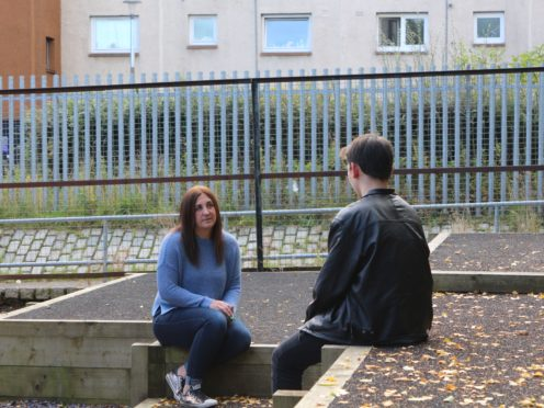YouthLink Scotland wants parties to 'step up' and invest more in youth services (YouthLinkScotland/PA)
