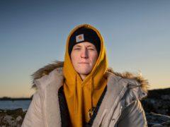 Viral sea shanty singer Nathan Evans (Chuff Media/PA)