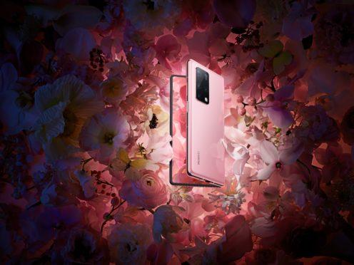 Huawei foldable phone (Huawei/PA)