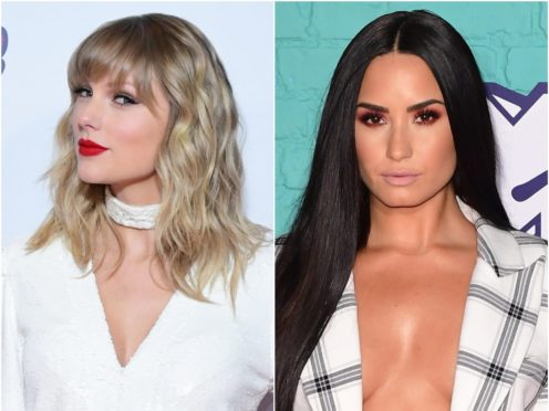 Taylor Swift and Demi Lovato welcomed the progress of a proposed law which would expand legal protections for the LGBT community in the US (PA)