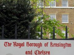 In Kensington and Chelsea, the typical house price is 16.8 times earnings, the report found (Fiona Hanson/PA)