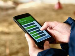 App allows farmers to describe positive and negative emotions seen in their animals, in a bid to ensure they are living an enriching life (Waitrose/PA)