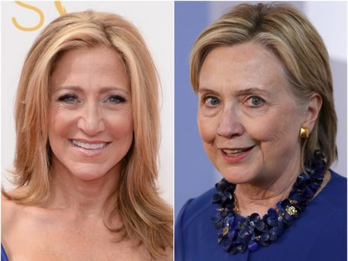 Edie Falco will reportedly play Hillary Clinton in the third season of American Crime Story (PA)