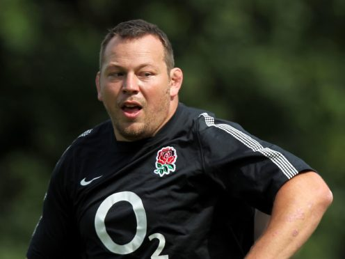 A group of former rugby union players, including Steve Thompson, has launched a legal action against governing bodies in the sport (David Davies/PA)