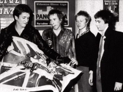 The Sex Pistols (ANP/PA)