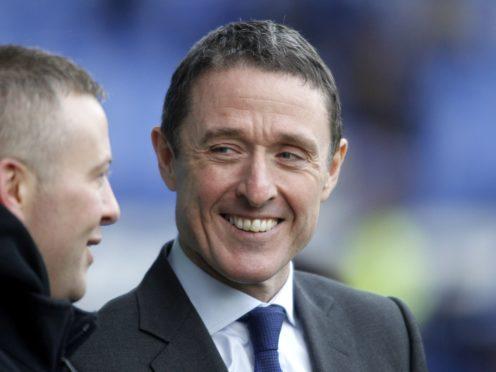 Robert Elstone has left his role as Super League executive chairman (Peter Byrne/PA)