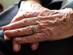 The risk of dying from dementia is higher among the socioeconomically deprived, researchers have said (Peter Byrne/PA)