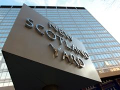 Scotland Yard said it has reviewed testimonies on the Everyone's Invited website (Sean Dempsey/PA)