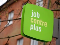 The increase in temporary job seekers was the 11th consecutive monthly rise (Andrew Matthews/PA)