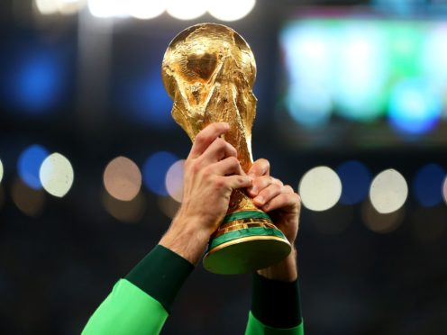 Leo Varadkar has also backed a proposed joint bid by the UK and Ireland to host the 2030 World Cup (Mike Egerton/PA)