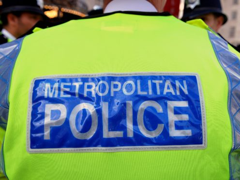 The Metropolitan Police have arrested nine people over the suspected theft of more than 70 high value cars. (Nick Ansell/PA)