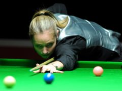 Reanne Evans is the most successful women's snooker player in history (Tim Goode/PA)