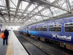 ScotRail said it is cracking down on fare dodgers (Danny Lawson/PA)