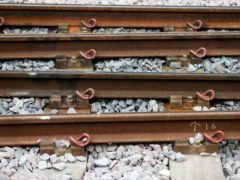 Parents are being urged to talk to their children about rail safety (Lynne Cameron/PA)