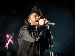The Weeknd (PA)