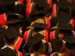 A university student has been awarded £5,000 (Chris Radburn/PA).