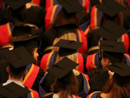 A university student has been awarded £5,000 (Chris Radburn/PA).