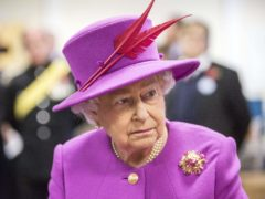 The Queen has continued with her official duties (Richard Pohle/The Times/PA)