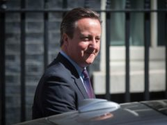 The Government was already facing questions over David Cameron's links with Greensill when he was prime minister (Stefan Rousseau/PA)
