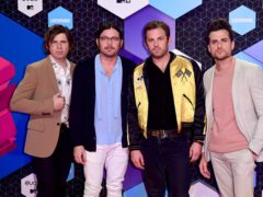 Kings of Leon (Ian West/PA)